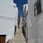 Frigiliana tight street