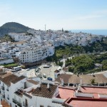Frigiliana top panorama