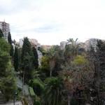 A view to Malaga